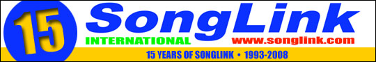 click here to read SongLink 15th Anniversary testimonials.