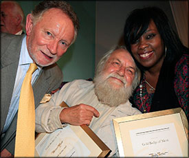 Phil Coulter, Robert Wyatt and Ruby Turner