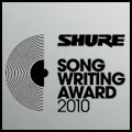 ICMP / Shure Songwriting Award