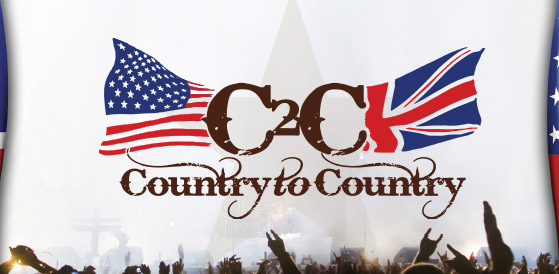 Country to Country logo