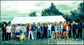 DWB Music Late-Summer BBQ