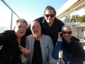Judd Lander, David Mindel, David Stark and Ron McCreight