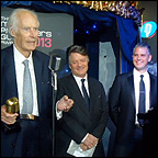 Sir George Martin, Fran Nevrkla (PPL) and Paul Epworth