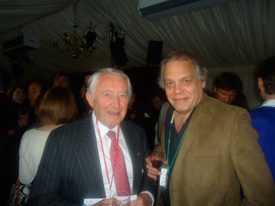 Lord David Steel and David Stark