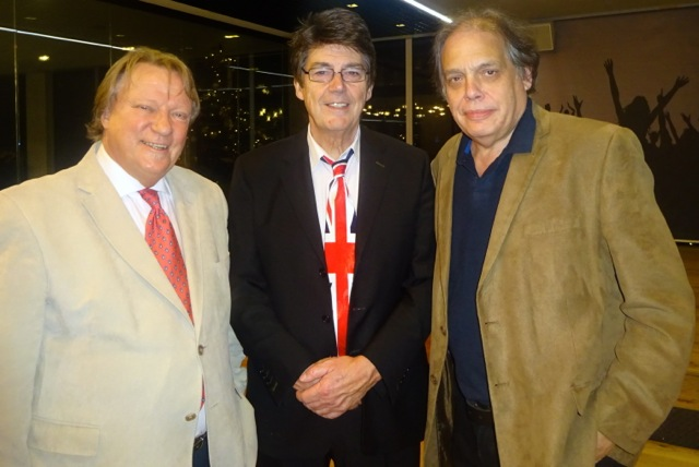 Guy Fletcher, Mike Read & David Stark
