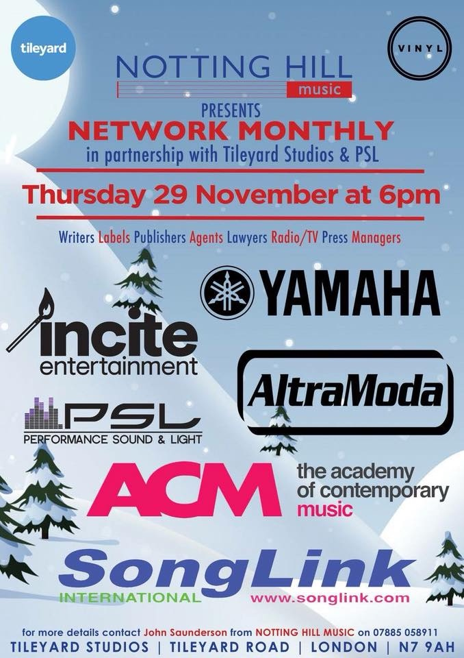 Network Monthly Flyer