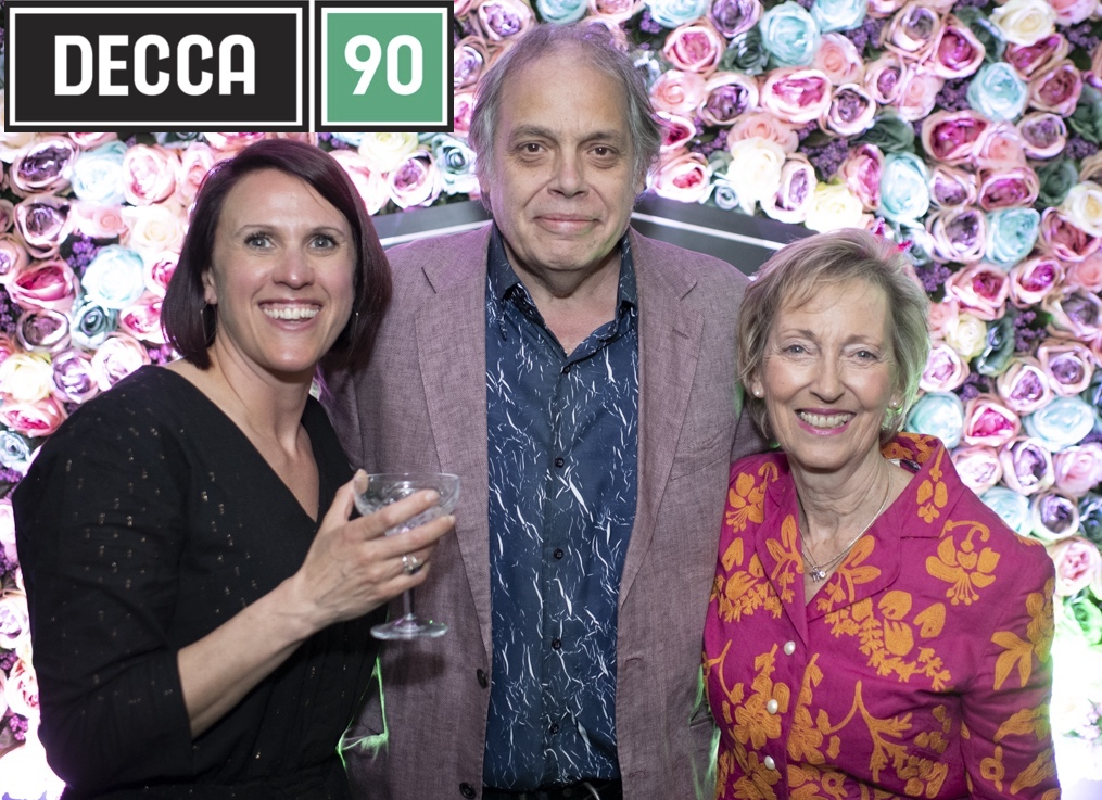 Rebecca Allen, David Stark & Virginia Lewis