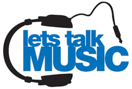 let's talk music logo