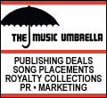 the music umbrella