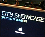 City Showcase: Spotlight London