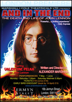 AND IN THE END - THE DEATH AND LIFE OF JOHN LENNON