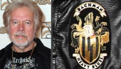 Randy Bachman and his new album