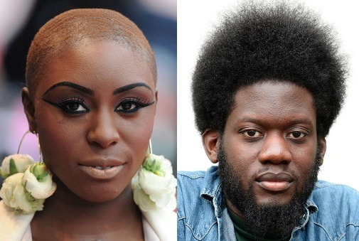 Laura Mvula and Michael Kiwanuka