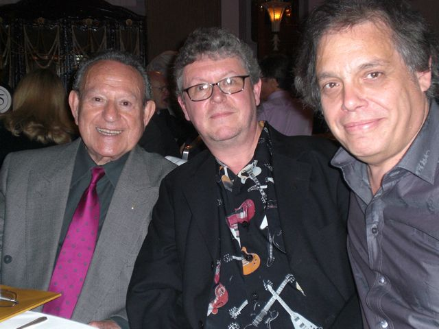 Tony Hiller, Bob Clifford and David Stark