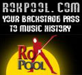 Rokpool - your backstage pass to music history